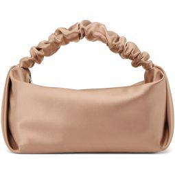 Pink Mini Scrunchie Bag