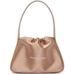 Pink Small Ryan Top Handle Bag