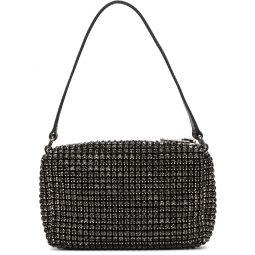 SSENSE Exclusive Black Medium Wangloc Bag