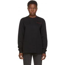 Black Saw Blade Long Sleeve T-Shirt