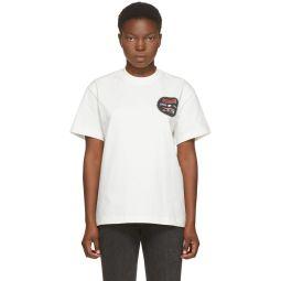 Off-White Saw Blade T-Shirt