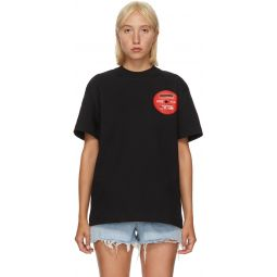 Black Saw Blade T-Shirt