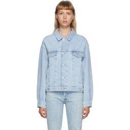 Blue Denim Charli Jacket