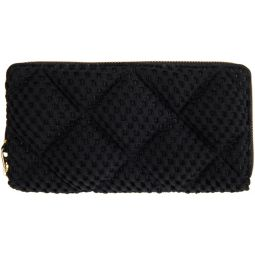 Black NT Continental Wallet