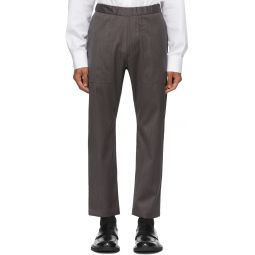 Grey Trabaco Trousers