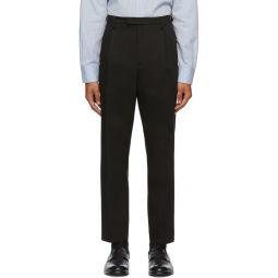 Black Masco Trousers