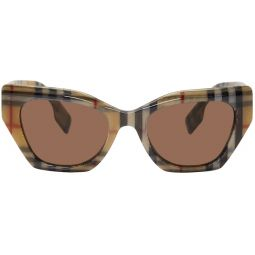 Brown Acetate Cressy Sunglasses