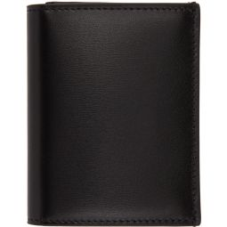 Black Double Card Holder