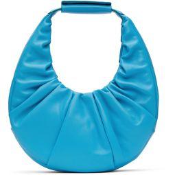 Blue Soft Moon Bag