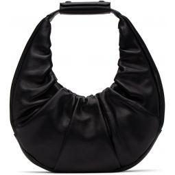 Black Soft Moon Bag