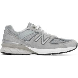 Grey Made In US 990v5 Sneakers