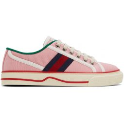 Pink 'Gucci Tennis 1977' Sneakers