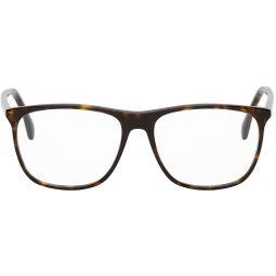 Tortoiseshell Square Glasses