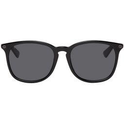 Black Sqaure Sunglasses