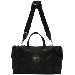 Black Off The Grid Duffle Bag