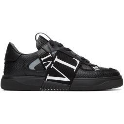 Black Valentino Garavani 'VLTN' Sneakers