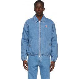 Blue Denim Ami De Coeur Jacket