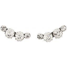 Silver 'A Wild Shore' Earrings