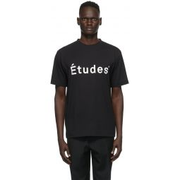 Black Wonder Etudes T-Shirt