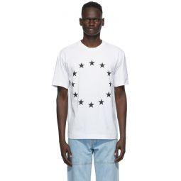 SSENSE Exclusive White Wonder Europa T-Shirt