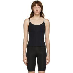 Black Fendirama Fitness Top
