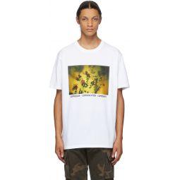 White Julian Klincewicz Edition 'Compassion' T-Shirt