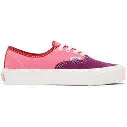Pink & Purple OG Authentic LX Sneakers