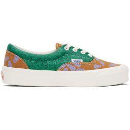 Multicolor Skull OG Era LX Sneakers