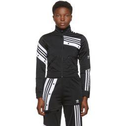 Black Danielle Cathari Edition Track Jacket