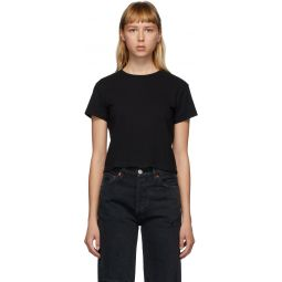 Black Hanes Edition 1950s Boxy T-Shirt