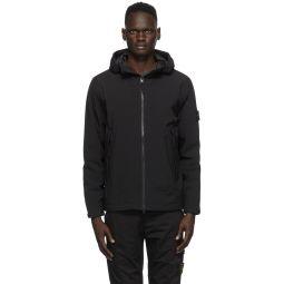 Black Soft Shell-R Primaloft® Jacket