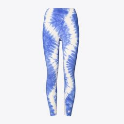 High-Rise Seamless Tie-Dye 7/8 Leggings