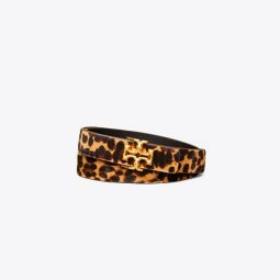 1 Kira Leopard Belt