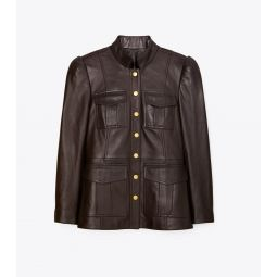 Leather Sargent Pepper Jacket