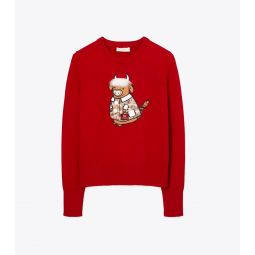 Ozzie the Ox Sweater