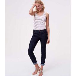 Skinny Jeans in Dark Rinse Wash