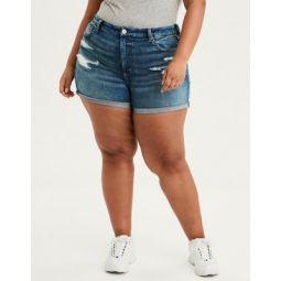 AE Ne(x)t Level Curvy High-Waisted Short Short