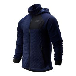 Mens NB Heat Loft Full Zip Hooded Jacket