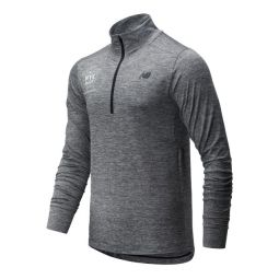 Mens 2020 United Airlines Half Fortitech Quarter Zip