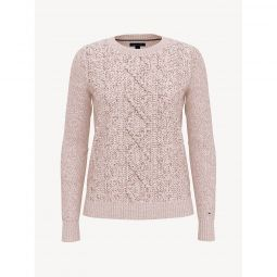 Essential Cable Knit Sweater