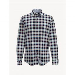 Classic Fit Essential Plaid Shirt