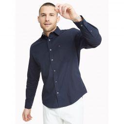 Custom Fit Essential Solid Shirt