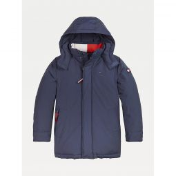 TH Kids Hooded Padded Parka