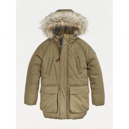 TH Kids Fur Lined Parka