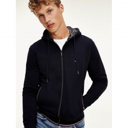 Organic Cotton Faux Fur-Lined Hoodie