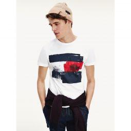 Organic Cotton Paintbrush T-Shirt
