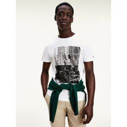 Organic Cotton city Photo T-Shirt