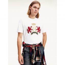 Icon Organic Cotton Crest T-Shirt