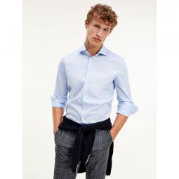 Slim Fit TH Flex Collar Dress Shirt