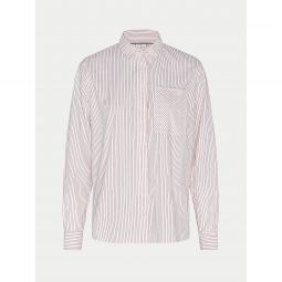 Relaxed Fit Stripe Shirt